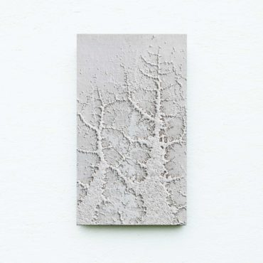 Fraktaal . 60 x 104 cm