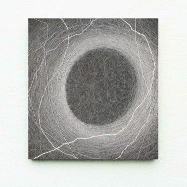Genesis . 125 x 115 cm
