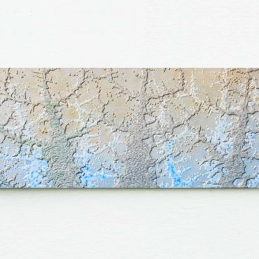 Fraktaal . 80 x 30 cm
