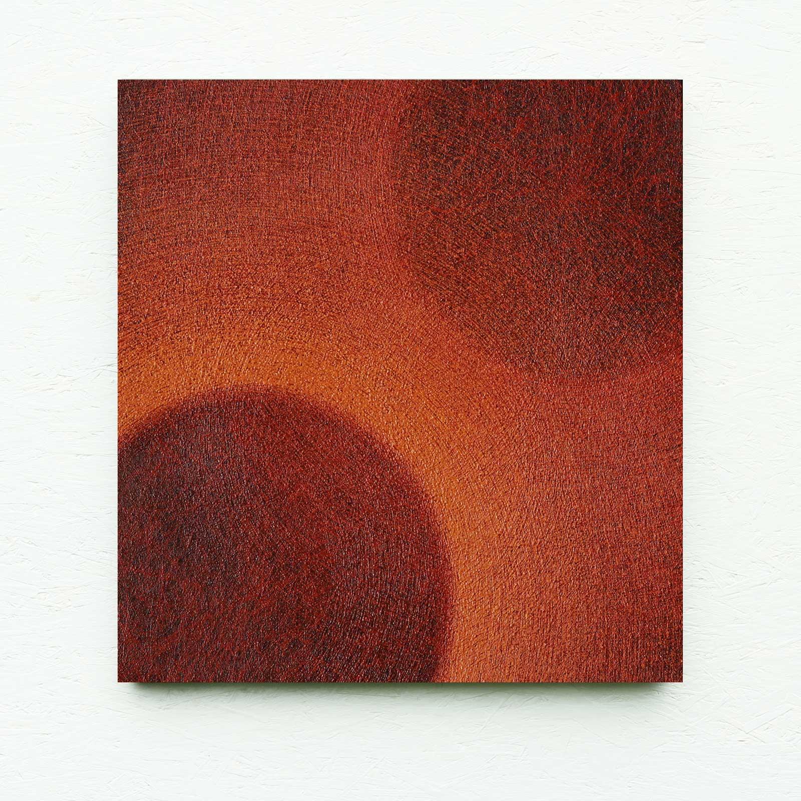 Genesis . 115 x 125 cm