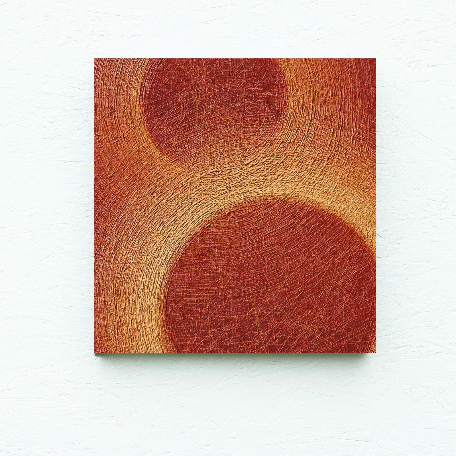 Genesis . 58 x 62 cm