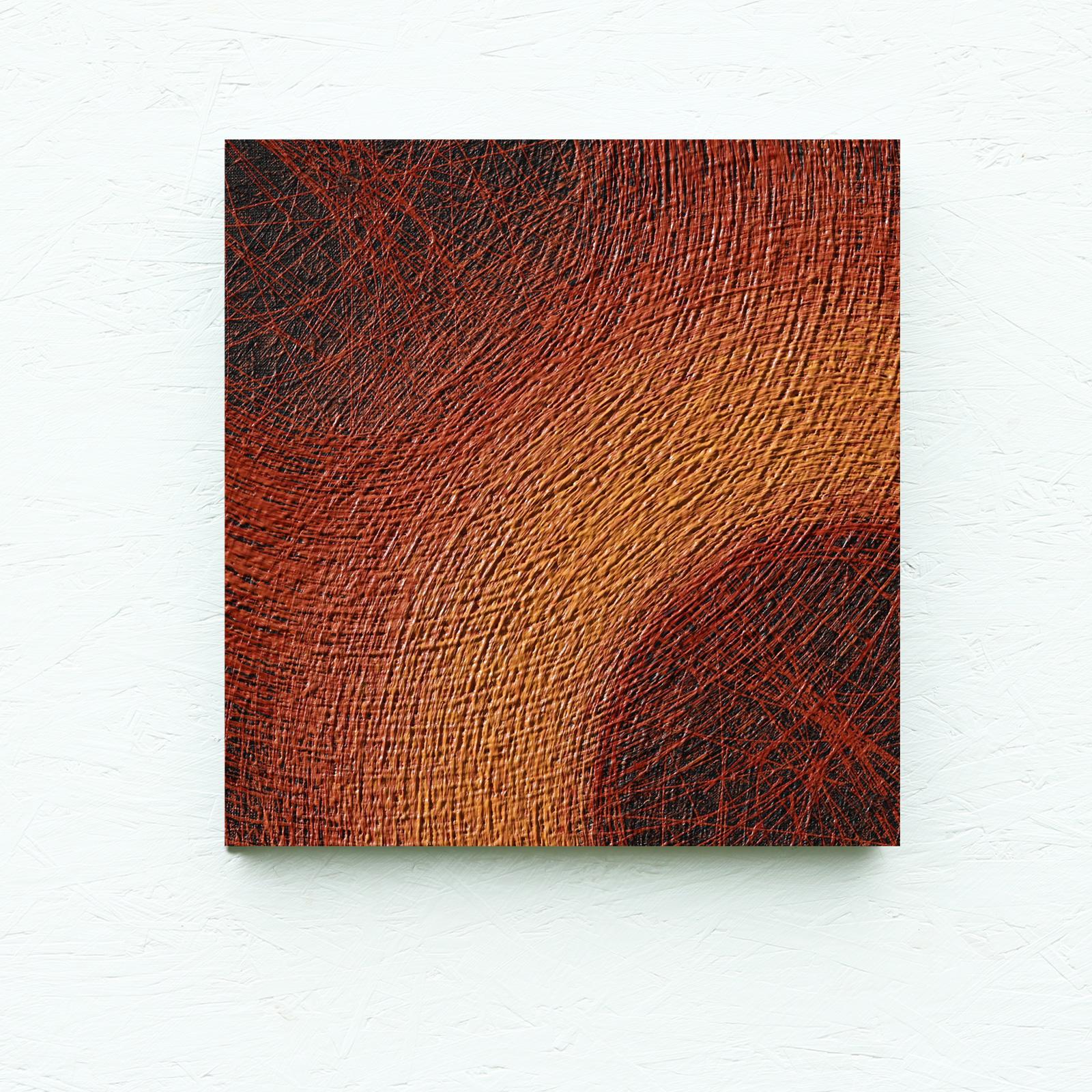 Genesis . 38 x 40 cm