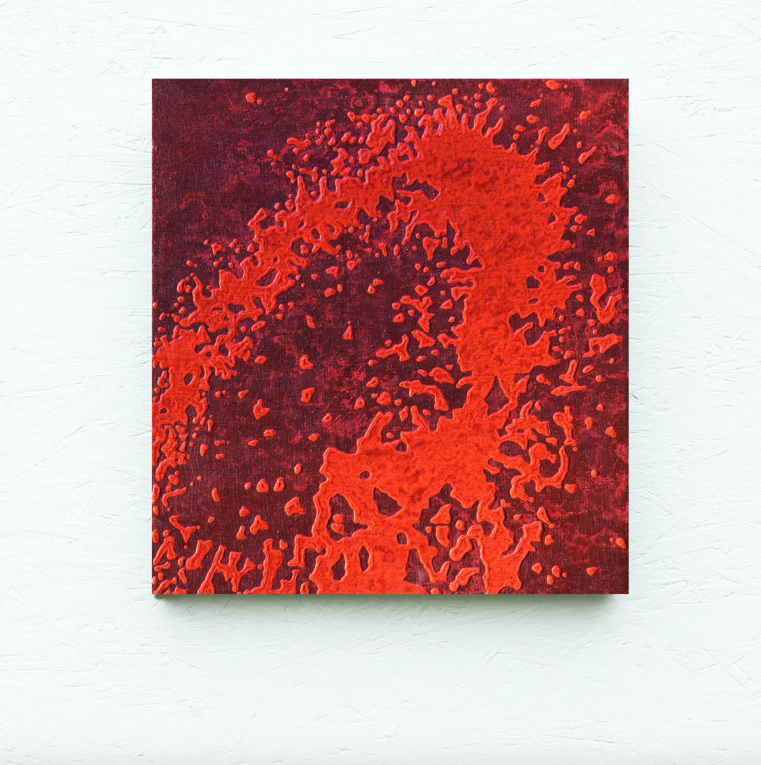 Circulos . 58 x 62,5 cm