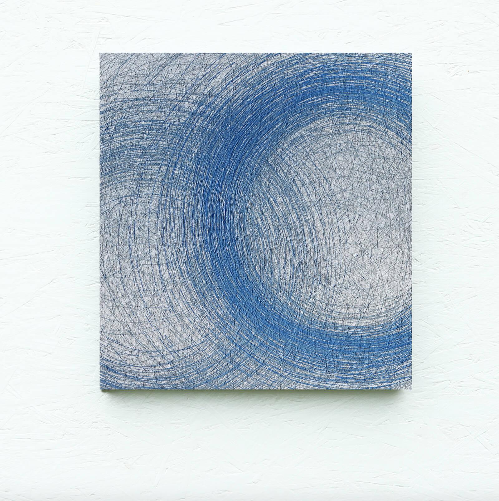 Genesis . 58 x 62,5  cm