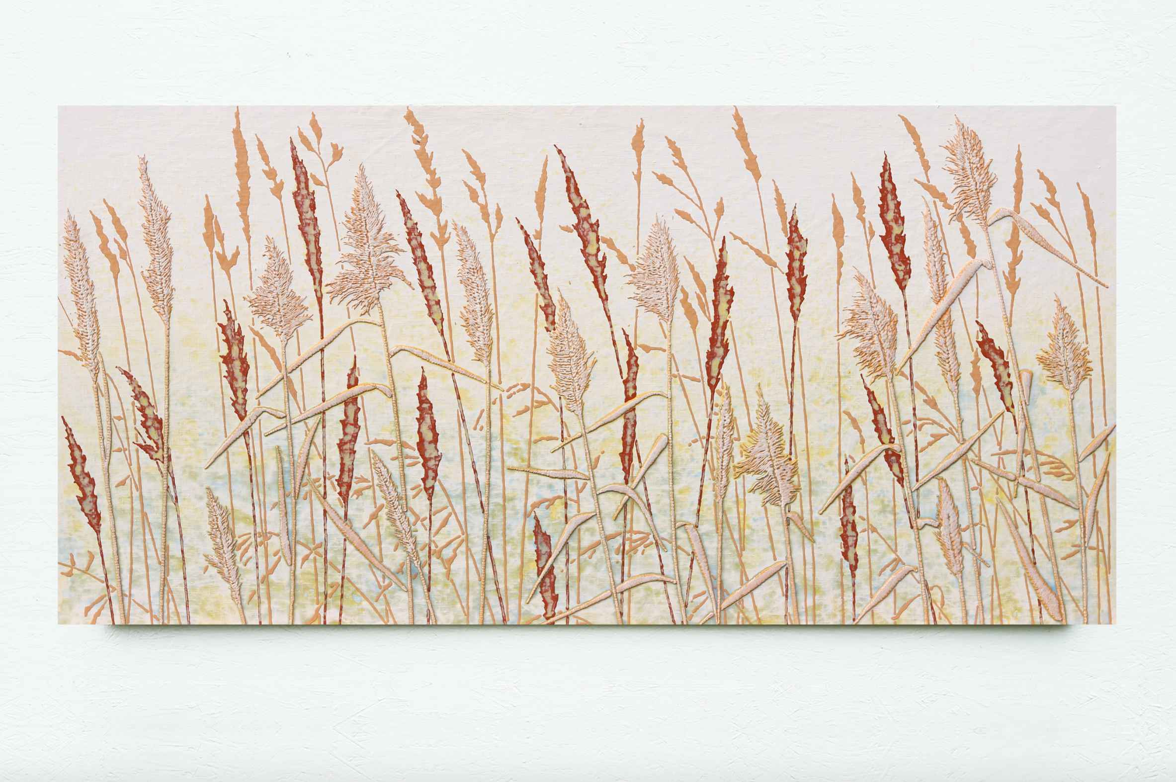 The Glory of Growth . 180 x 80 cm